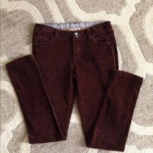 Zara Kids corduroy pants